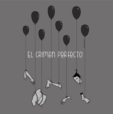 elsitiodetico ILUSTRADOR - El crimen perfecto.