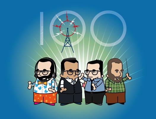elsitiodetico ILUSTRADOR - En el aire 100 programas.