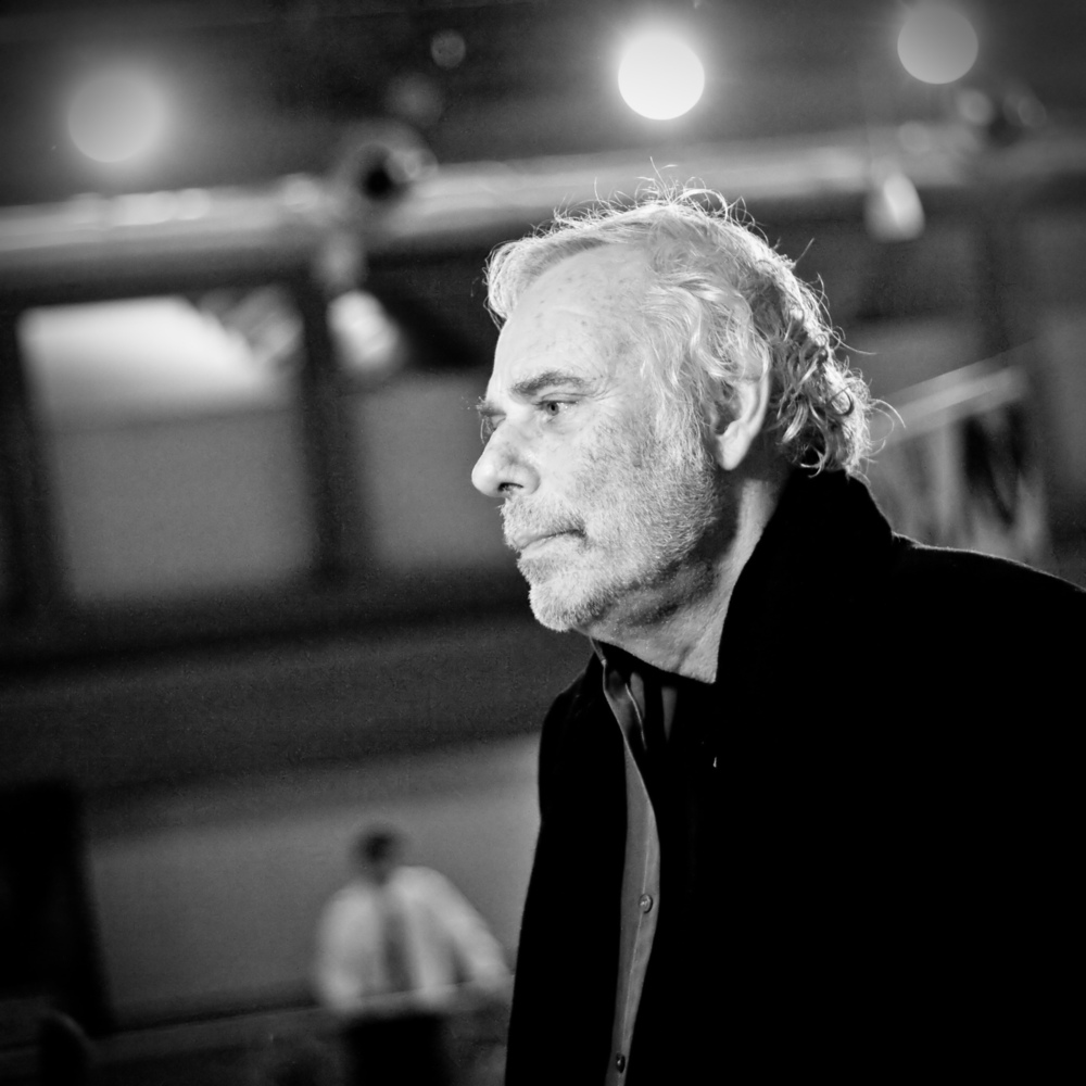 Vincent Courtois, photographe - Jean-Luc Bideau, Festival international du film, EntreVues Belfort. 2009