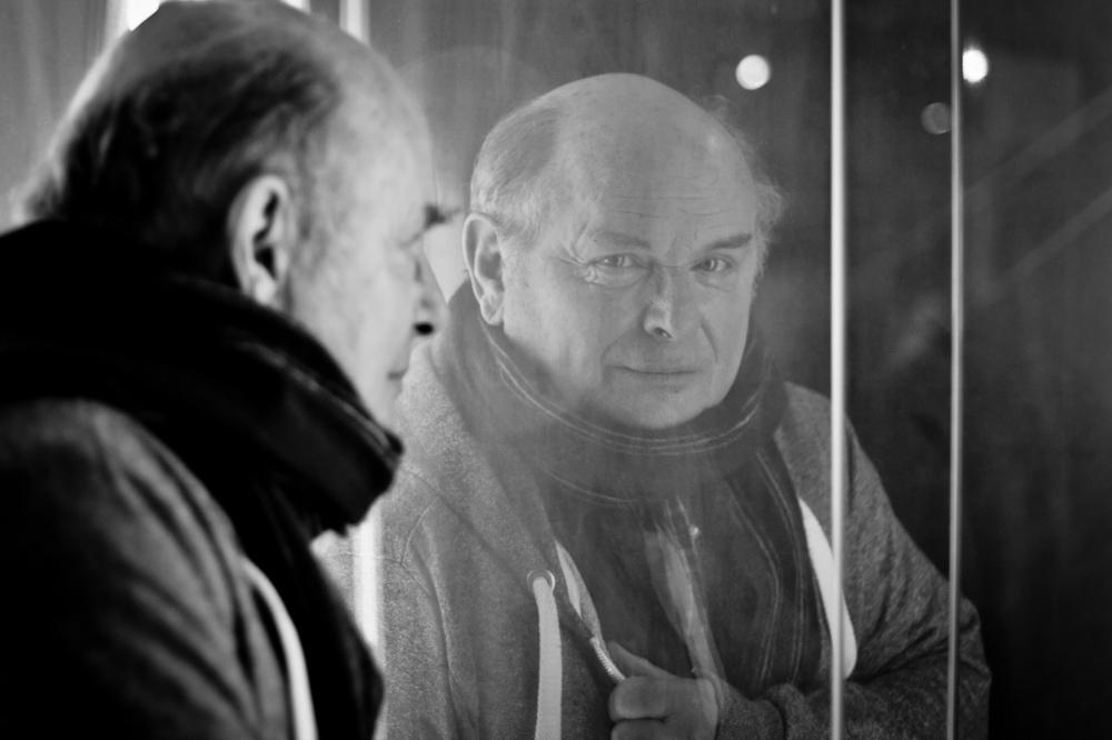 Vincent Courtois, photographe - Jean-François Stévenin, Festival international du film, EntreVues Belfort. 2012