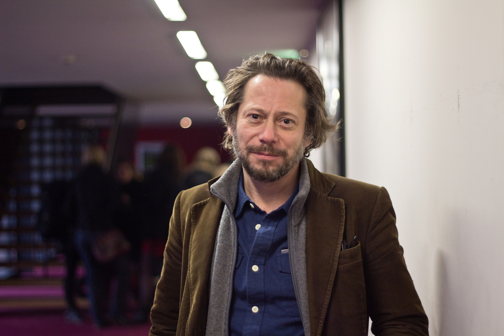 Vincent Courtois, photographe - Mathieu Amalric, Festival international du film, EntreVues Belfort. 2012