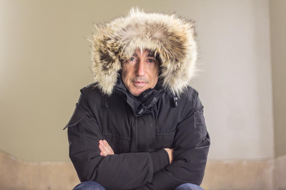 Vincent Courtois, photographe - Sébastien Lifshitz, réalisateur.