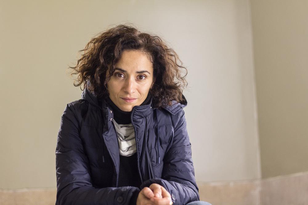 Vincent Courtois, photographe - Rachida Brakni, comédienne, réalisatrice, chanteuse.