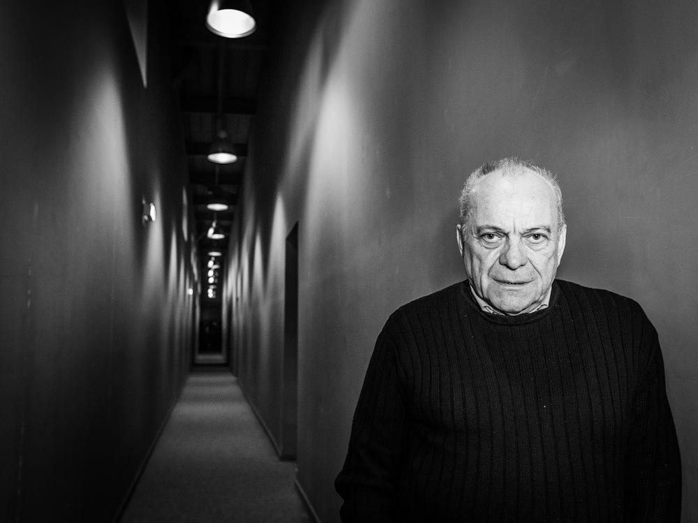 Vincent Courtois, photographe - Jean-Christophe Bouvet, comédien.