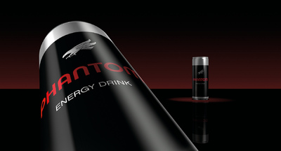 Daniel Sack - Phantom Energy Drink