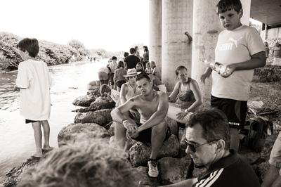 Daniel Sack - Heilung am Fluss