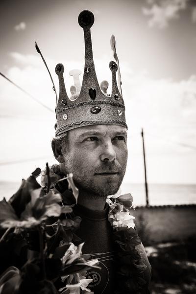 Daniel Sack - King Alfons