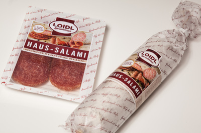 Daniel Sack - LOIDL Packaging redesign