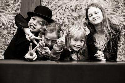 Daniel Sack - Patchwork Kids