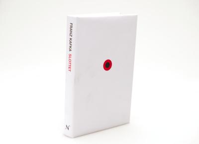 emilykarlssondesign - Franz Kafka Slottet - Omslag