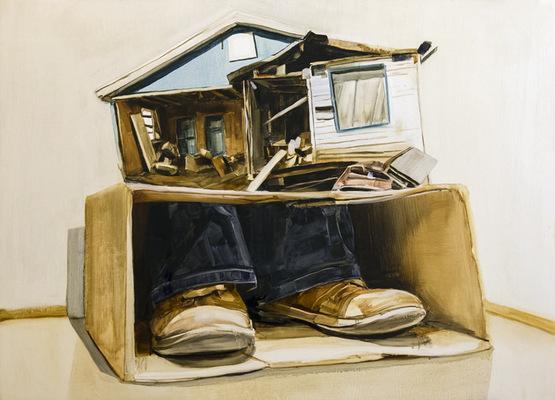 mielenosia - Shoe house, 2014