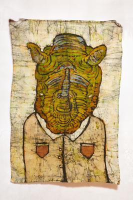 OLA PEREC BATIK - Mr. Rhino