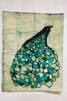 OLA PEREC BATIK - Ice bird