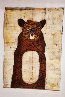 OLA PEREC BATIK - Mr. Bear