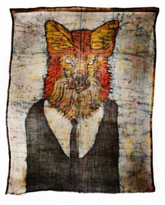 OLA PEREC BATIK - Mr. Fox