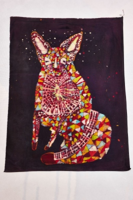 OLA PEREC BATIK - Astral Fox