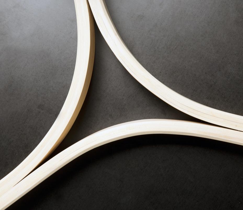 Frank Deißenberger - Table frame in detail