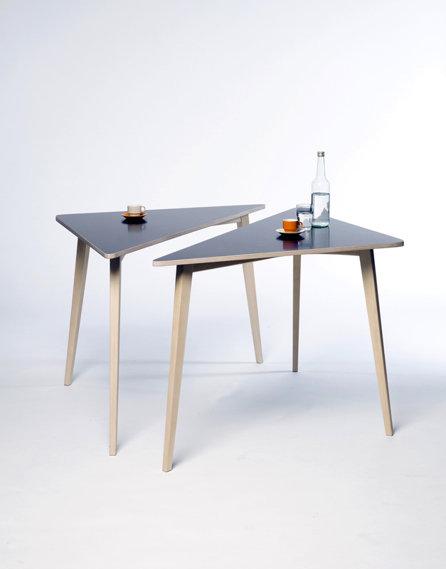 Frank Deißenberger - Two tables