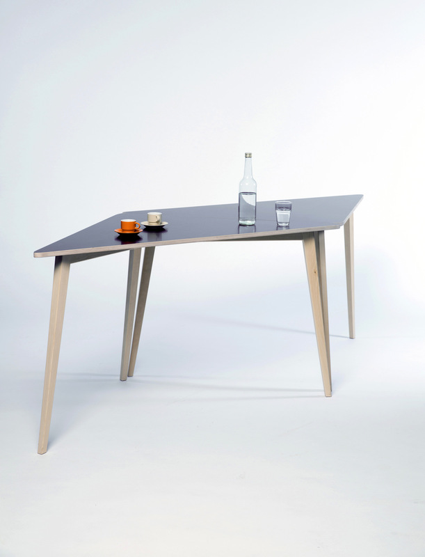 Frank Deißenberger - Two tables combined