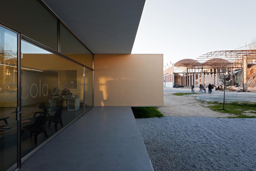 CORREIA/RAGAZZI ARQUITECTOS -