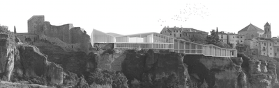 Carlos García García - PFC_Ateneo en Cuenca Imagen de proyecto