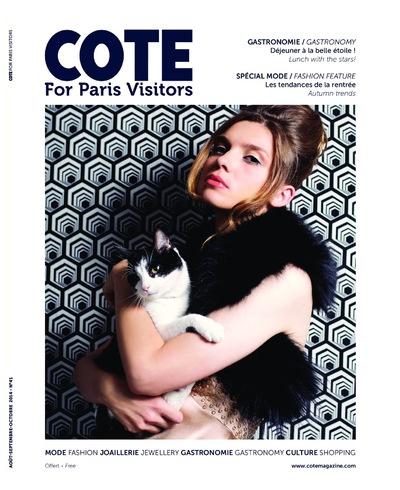Camille Delattre | maquilleuse coiffeuse mariage Ile de France - Cote Magasine Cote Magasine Hair Camille Delattre/Make up Sarah Machal
