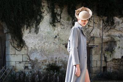 Camille Delattre | maquilleuse coiffeuse mariage Ile de France - Mademoiselle Chapeaux