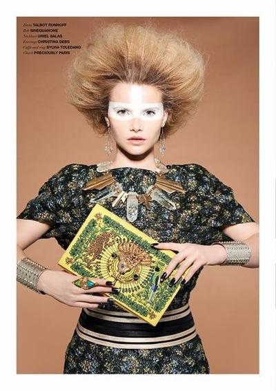 Camille Delattre | maquilleuse coiffeuse mariage Ile de France - Lash Magazine Make up Camille Delattre/Hair Kim Chincholle