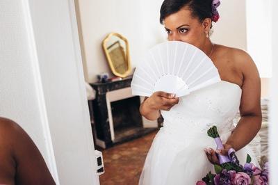 Camille Delattre   maquilleuse coiffeuse mariage Ile de France - Aurélia & Ornella
