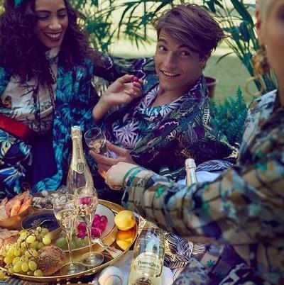 Camille Delattre | maquilleuse coiffeuse mariage Ile de France - Campagne Perrier Jouët