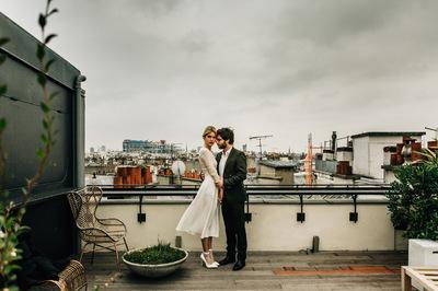 Camille Delattre | maquilleuse coiffeuse mariage Ile de France - Parution blog Un Beau jour