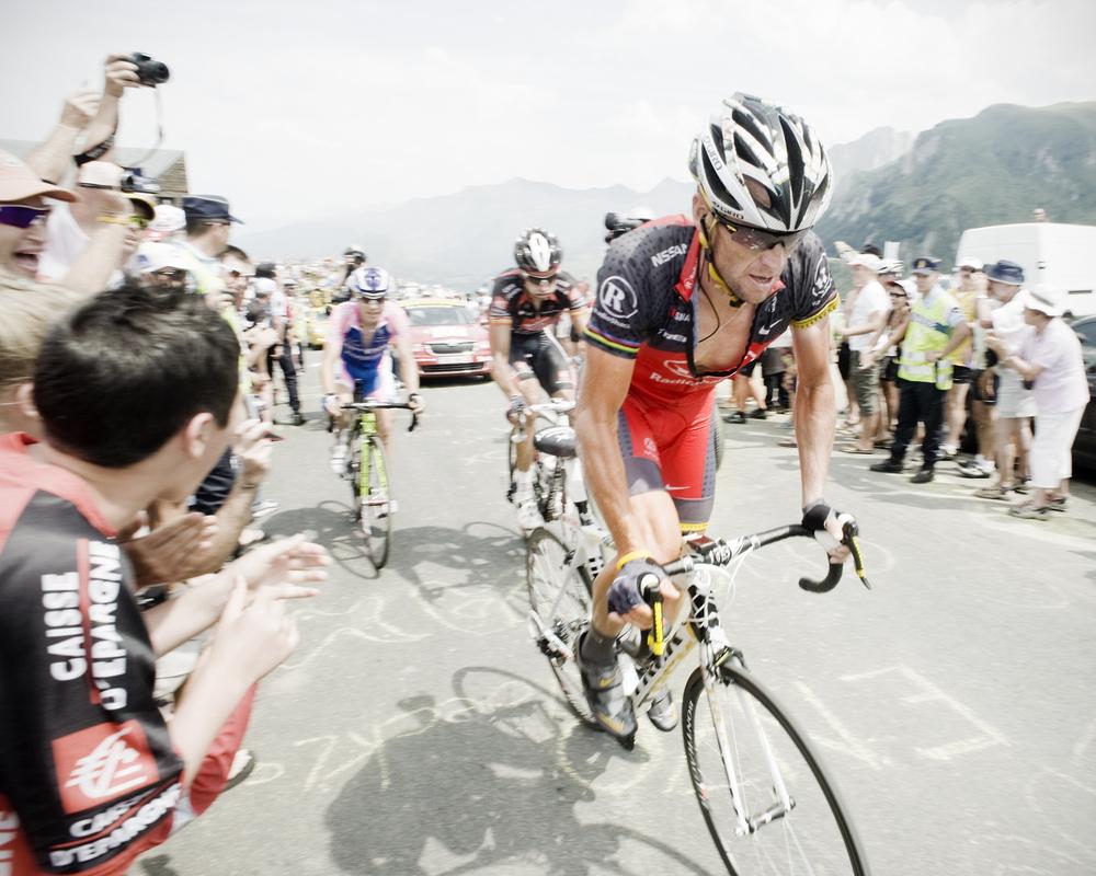 marthein smit fotografie - Lance Armstrong. Tour de France 2010