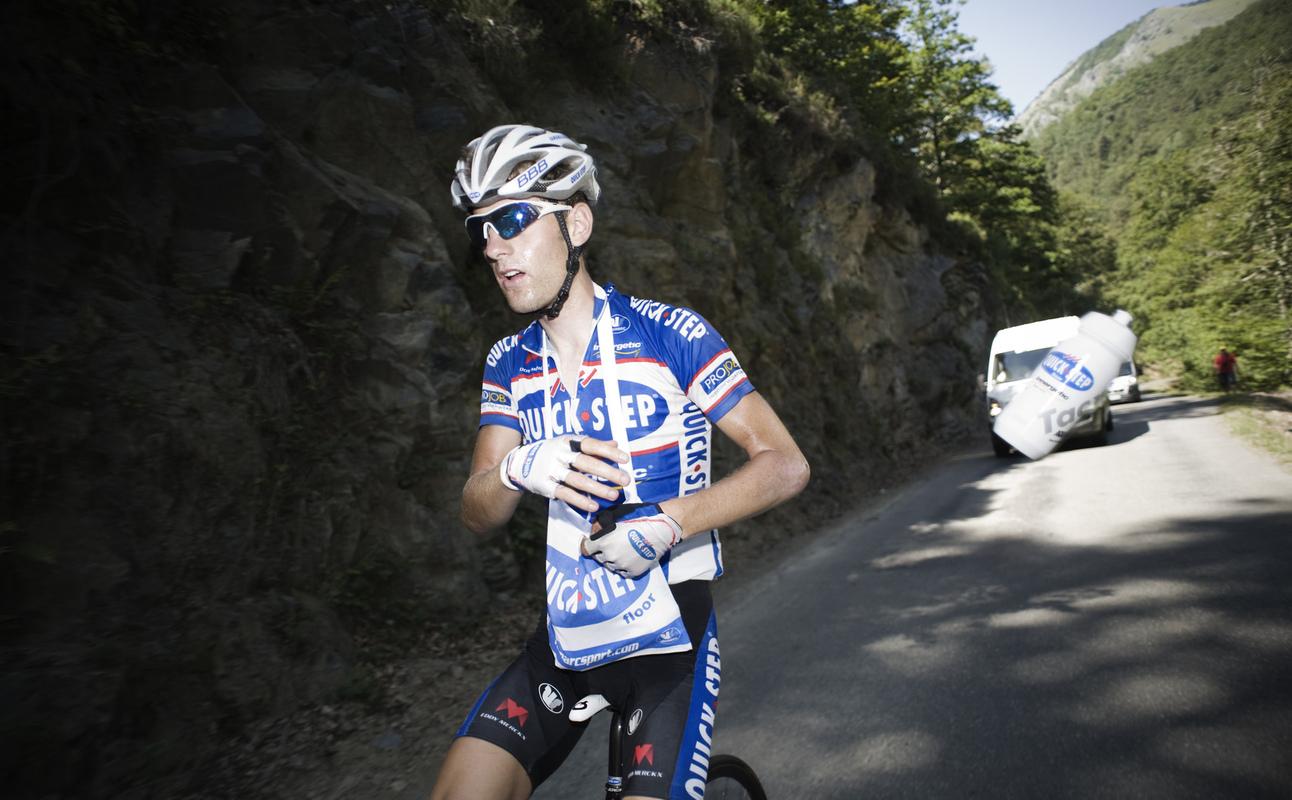 marthein smit fotografie - Kevin Seeldrayers. Tour de France 2010