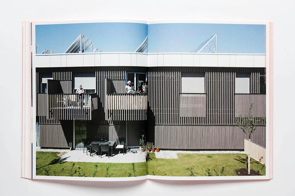 Fotografin Hamburg Reportage Portrait Reise Editorial Corporate Werbung Photography - Energy-efficient residential complex Hollerstauden, Ingolstadt