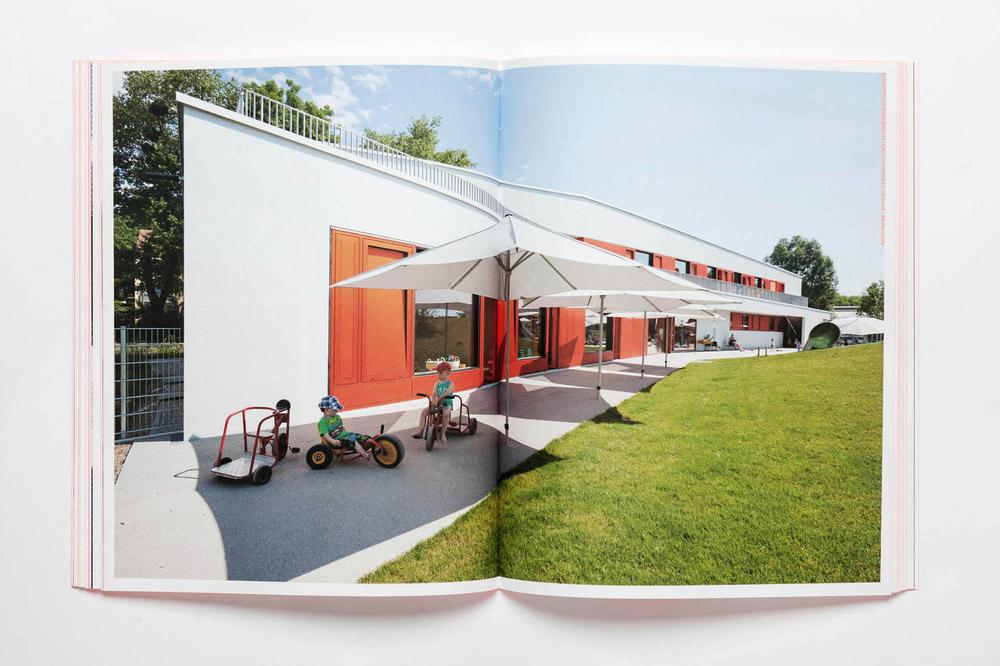 Fotografin Hamburg Reportage Portrait Reise Editorial Corporate Werbung Photography - Kindergarten Diamantstrasse, Munich
