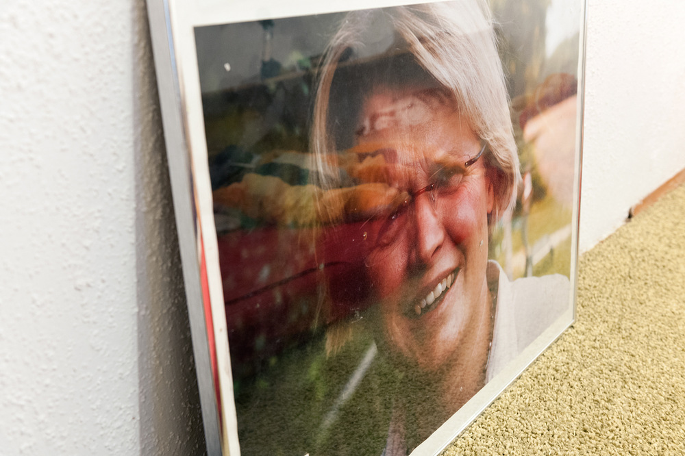 Fotografin Hamburg Reportage Portrait Reise Editorial Corporate Werbung Photography - A picture of the wife and mother who passed away six years ago