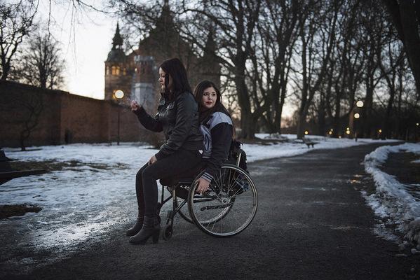 Photographer Anna Tärnhuvud - Felicia Grimmenhag, student