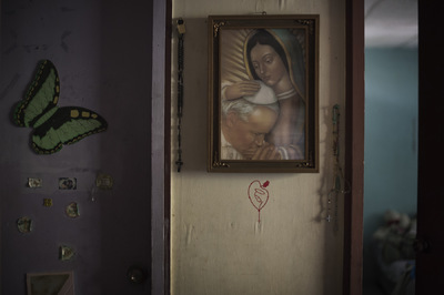 Photographer Anna Tärnhuvud - Abortion has always been prohibited in Nicaragua. But in 2006, the government banned even therapeutic abortion following an agreement with the Catholic Church.