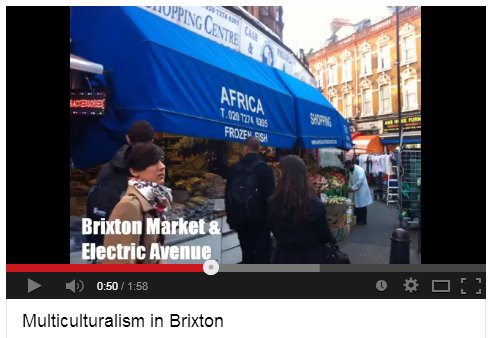 Nuria Cuenca - Video about Brixtons multiculturalism (UK)
