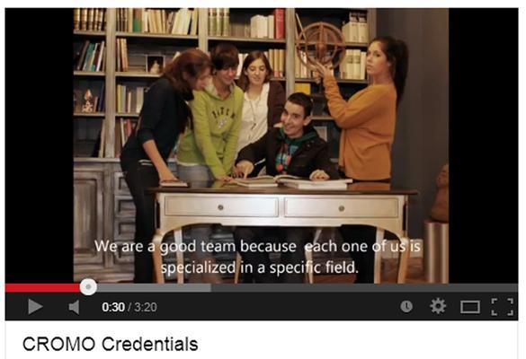 Nuria Cuenca - Fictitious ad agencys video credentials