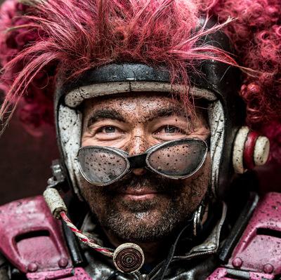 marc reimann fotograf in münchen - Portrait, Stuntman, roland leyer