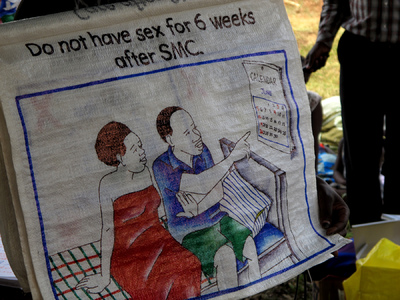 Education & Health Trust Uganda - Accessible, visual training materials