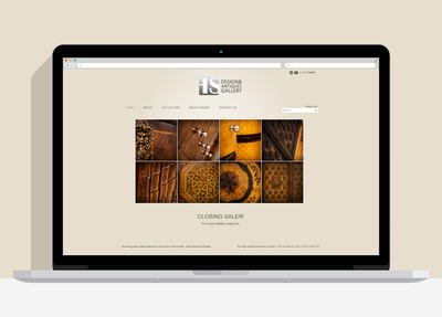 ODT - HS Design - web design and branding