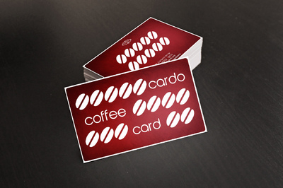 ODT - Cardo bread&wine - coffee cards
