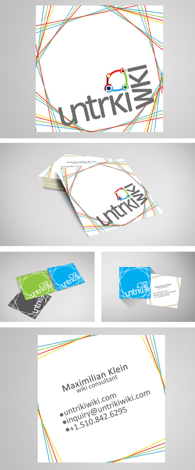 ODT - Untrikiwiki - branding and web design