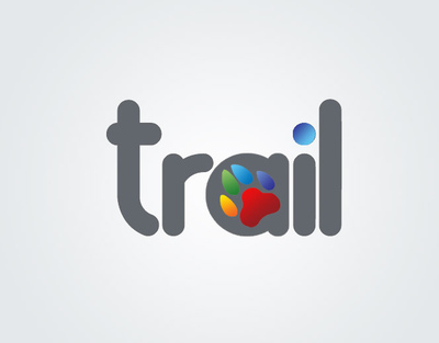 ODT - Trail - logo design