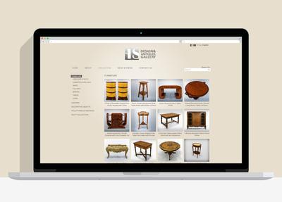 ODT - HS Design - web design and branding
