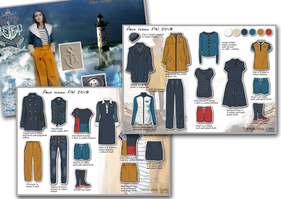 PAULIINA LIIRI - DESIGNER - Womens sportswear