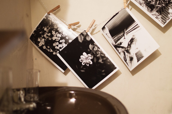 Blown A Wish Photography - Prints Hanging to Dry