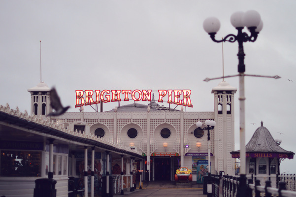 Blown A Wish Photography - Brighton Pier (2015)